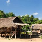 Laos villages, Luang Prabang Day Trip