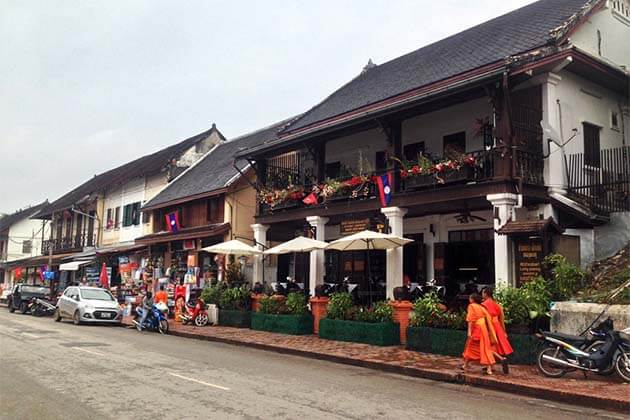 Luang-Prabang-Town, Luang Prabang vacation