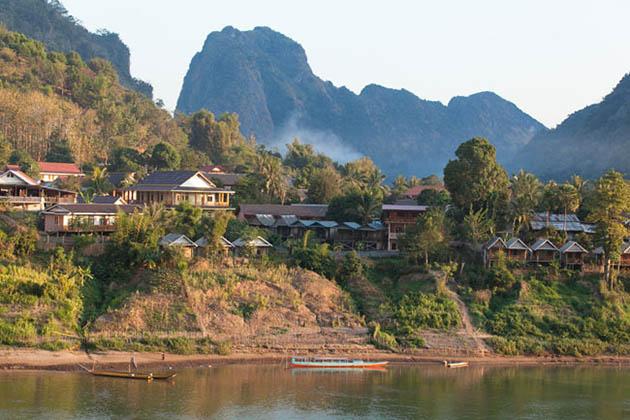 Muang Ngoi, Luang Prabang travel
