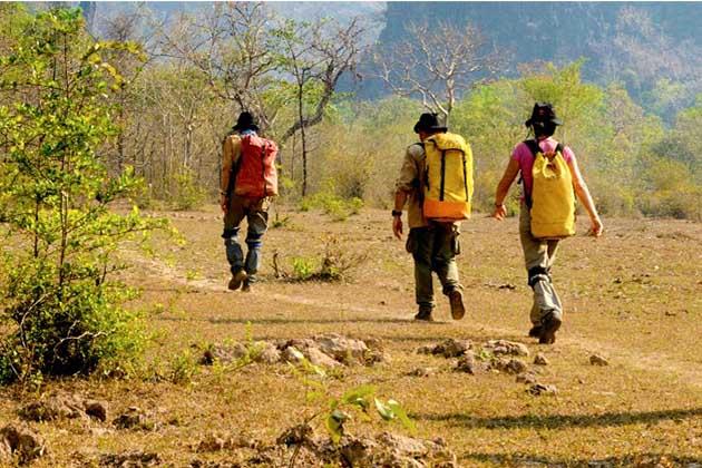 Na Luang Trekking, Luang Prabang Itinerary