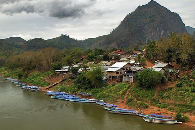 Nong Khiaw, Luang Prabang Day Trips