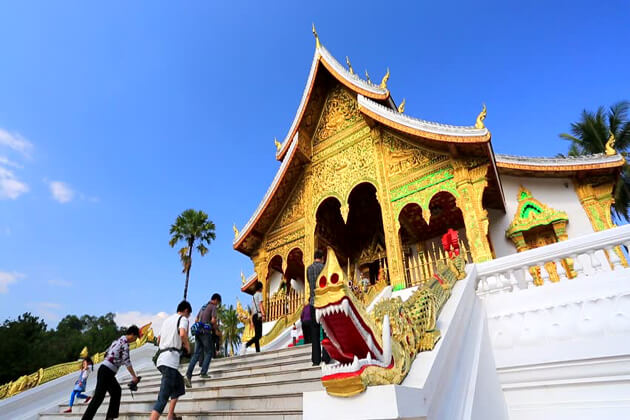 Royal Palace in Luang Prabang, Luang Prabang Tour Vacations
