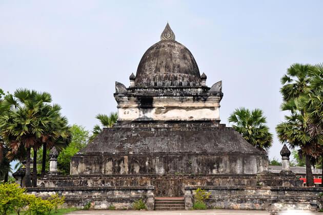 Wat Visounarath, Tours in Luang Prabang