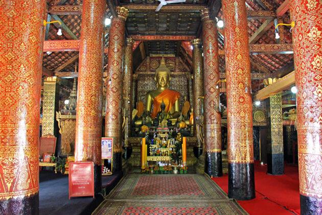 18 | June | 2010 | The Sweaty Moneybelt |Wat Xieng Thong Luang Prabang