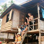 homestay in Laos