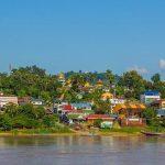Huay Xai in Laos
