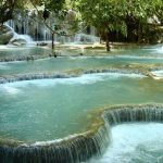 kuang-si-fall, Laos Tours