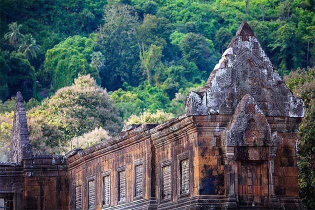 wat phou, Laos Tourism