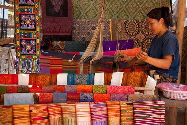Ban Xang Hai Village, Laos tours days trip