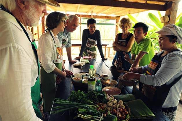 Cooking class in Vientiane, Laos trips