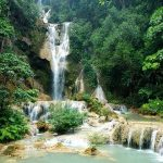 Kuang Si waterfall, Laos tour packages