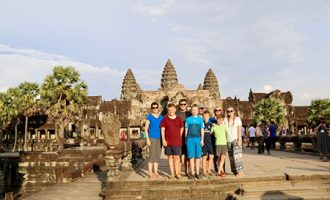 Laos Family Aventure Tours – 11 Days