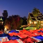 Luang Prabang Market, tour in Laos