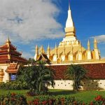 Pha That Luang in Laos, Laos trips