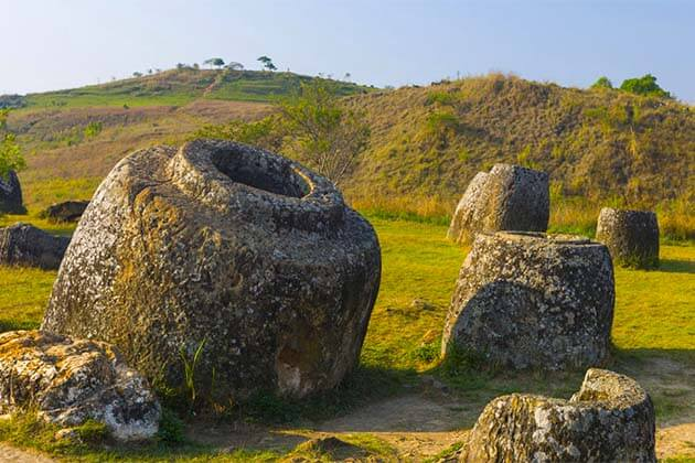 The Plain Of Jars – the Third UNESCO World Heritage Site Has Been Recognized