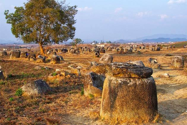 Plain of Jars, Vacation to Laos