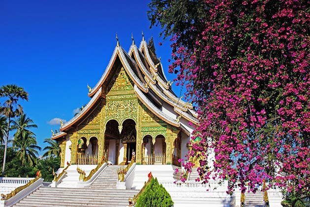 Royal Palace in Luang Prabang, Luang Prabang vacations