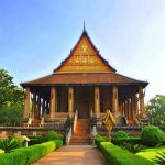 Wat Ho Pra Keo, Laos tours vacations