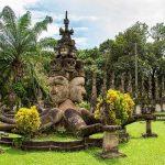 buddha Park in Vientiane, Laos Trips
