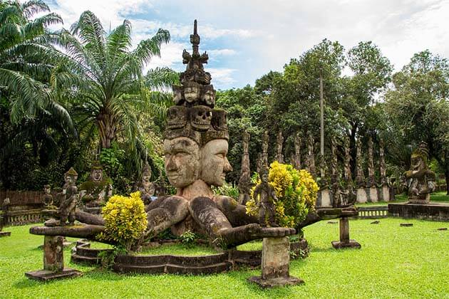 buddha Park in Vientiane, Vientiane city tour