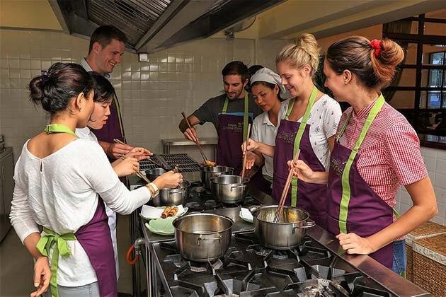 Vientiane cooking class, Vientiane Tours