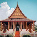 Wat Phra Keo, Vientiane tour day trips
