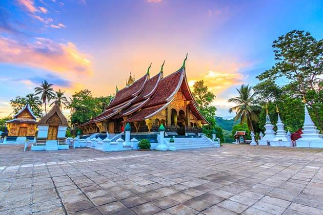 Wat Xieng Thong, Laos Tour Packages