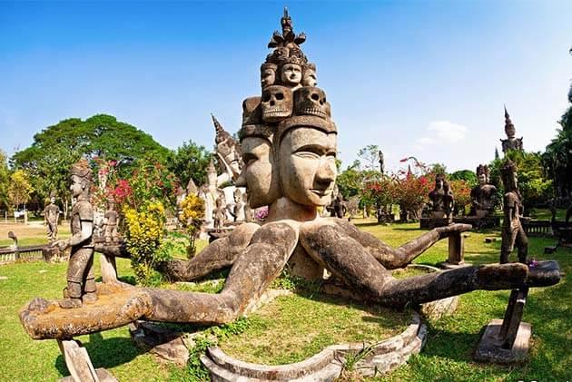 Buddha Park, Vientiane days trips