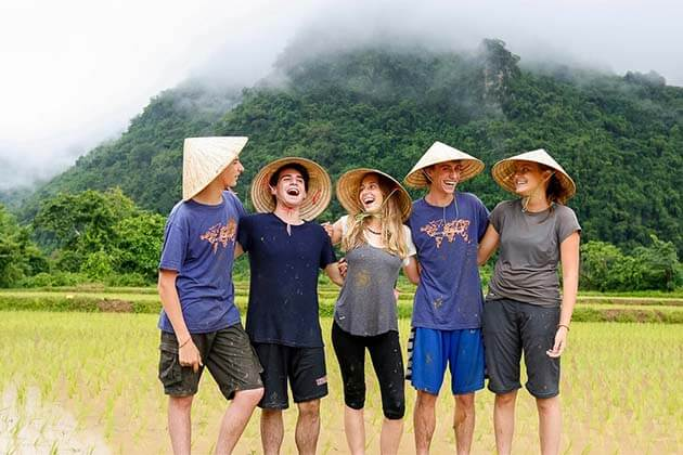 What Should Wear in Laos, Laos tour package