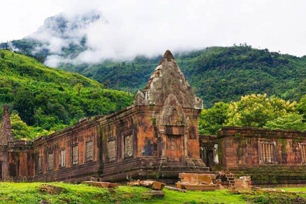 Ancient Khmer Ruin, Adventure Laos Tours