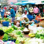 Morning Market in Vientiane, Laos Tours