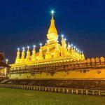 Pha That Luang, Laos Trips