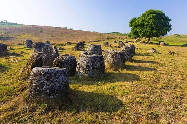 Plain of Jars, Laos Vacation Packages