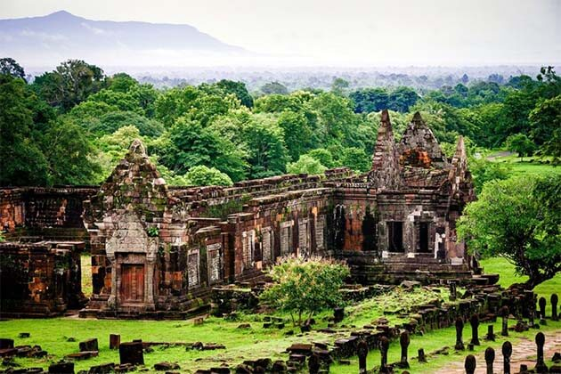Wat Phou, Laos tours