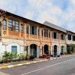 old French Colonial buildings , Travel in Laos