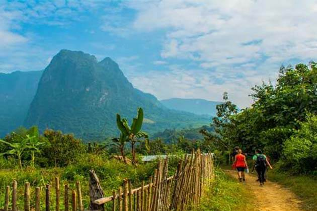 trekking to Laos Villages, Laos Adventure tour packages