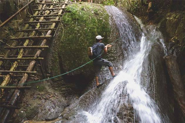trekking in 100 waterfalls in Laos, Laos Adventure tour packages