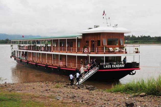 Laos cruise tour
