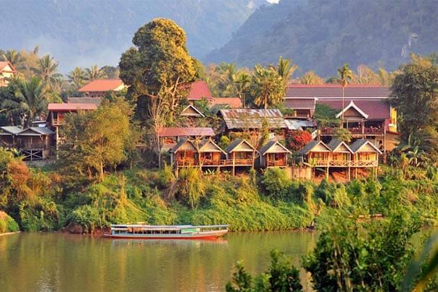 Nong Khiaw, Laos Adventure Trips