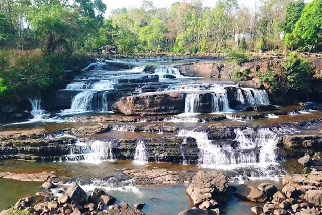 Tad Lod waterfall, Laos Adventure Packages