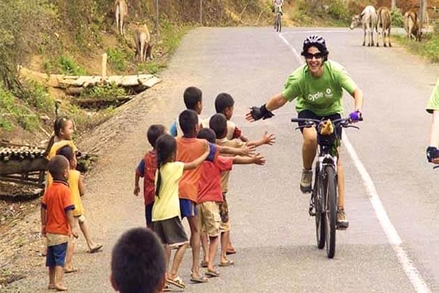 Vientiane Cycling, Vientiane Day Trips