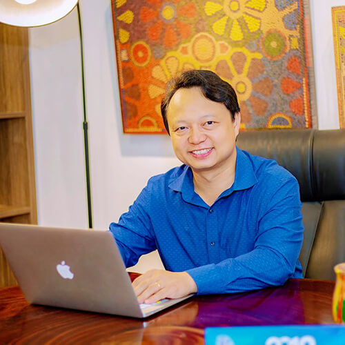 Henry-Le founder of Go Laos Tours