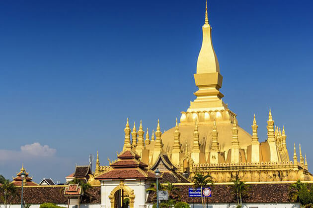 visit Vientiane in Laos tour package