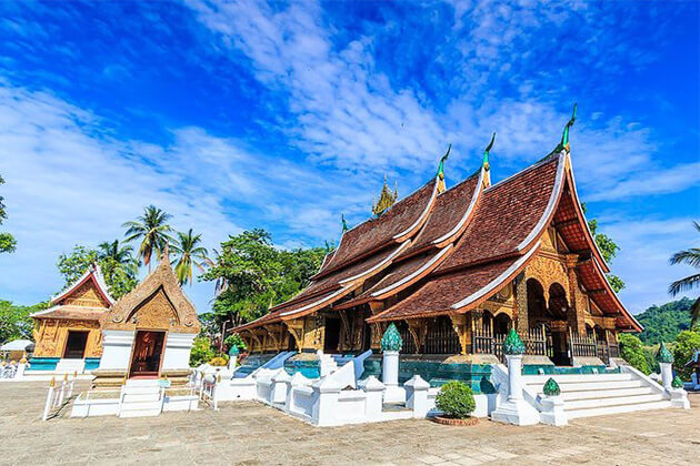 Luang Prabang best destination to travel in Laos