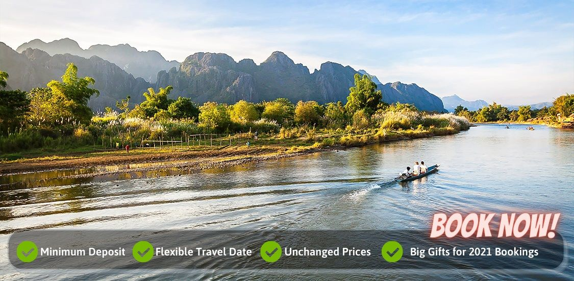time to replan your laos tour packages